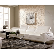 Signature Design by Ashley Tindell 3 Pc. RAF Corner Chaise Sectional