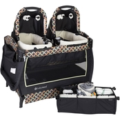 Baby Trend Twins Nursery Center Circle Tech