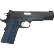 Colt Manufacturing Competition SS 45 ACP 5 in. Barrel 8 Rds Pistol Stainless Steel