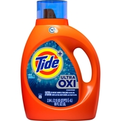 Tide 2X Liquid Laundry Detergent with Oxi