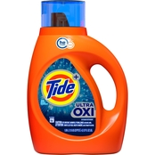 Tide Ultra Oxi Liquid Detergent 37 oz.