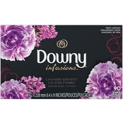 Downy Infusions Lavender Serenity Dryer Sheets, 90 ct.