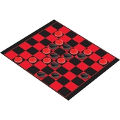 ZOOMA JUMBO CHECKER SET