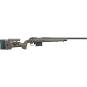 Bergara HMR 308 Win 20 in. Barrel 5 Rds Rifle Tan