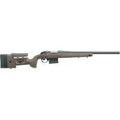 Bergara HMR 6.5 Creedmoor 22 in. Threaded Barrel 5 Rds Rifle Black with Tan Stock