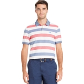 IZOD Advantage Polo Colorblock