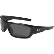 Under Armour UA Force Storm Satin ANSI Polarized Sunglasses 8630086-010108