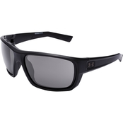 Under Armour UA Launch Satin Sunglasses 8600098-010100