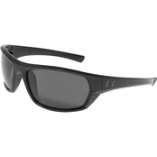 Under Armour UA Powerbrake Storm Shiny ANSI Polarized Sunglasses 8630105-000108
