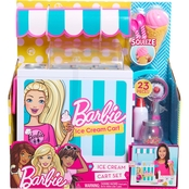 Just Play Barbie Ice Cream Cart