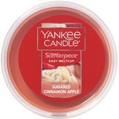 Yankee Candle Sugared Cinnamon Apple Melt Cup 2.2 oz.
