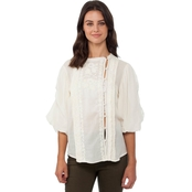 Free People Sweet Romance Top