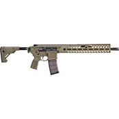 Sig Sauer MCX Virtus 300 Blackout 16 in. Barrel 30 Rds Rifle Concrete