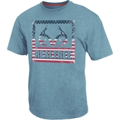 Realtree Stars and Stripes Tee