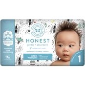 The Honest Company Honest Diaper Space Travel Size 1, 44 ct.