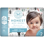 The Honest Company Honest Diaper Space Travel Size 2, 40 ct.