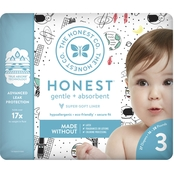 The Honest Company Honest Diaper Space Travel Size 3, 34 ct.