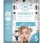 The Honest Company Honest Diaper Space Travel Size 5, 25 ct.