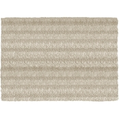 Liv Home Collections Stripe Cotton Rug 17 in. x 24 in.