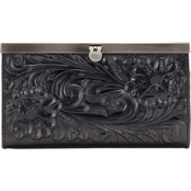 Patricia Nash Heritage Leather Cauchy Wallet