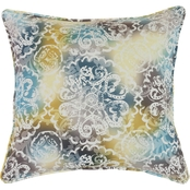 Outdoor Decor 18 x 18 in. Decorative Pillow