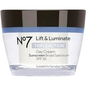 No7 Lift and Luminate Triple Action SPF 30 Day Cream