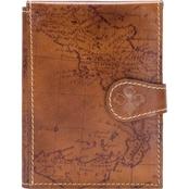 Fire Soccer Passport Wallet,Passport Cover,Passport Holder,Leather passport wallet