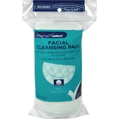 Exchange Select Cotton Facial Cleansing Pad 50 pk.