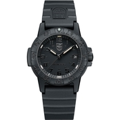 Luminox Men's Sea Turtle Swiss Quartz Date Rubber Bracelet Watch 0301.BO