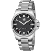Luminox Men's Dress Field Swiss Quartz Date Stainless Steel Bracelet Watch 1832