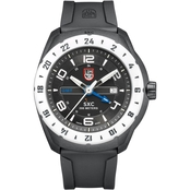 Luminox Men's SXC Space Black Dial Carbon Case Strap Watch 5027