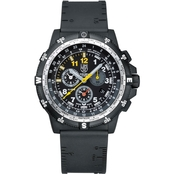 Luminox Men's RECON Team Leader Swiss Quartz Chrono Rubber Strap Watch 8842.MI