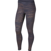 Nike Victory Metallic Training Tights