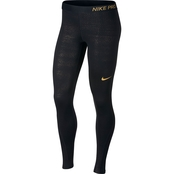 Nike Pro Metallic Dot Tights