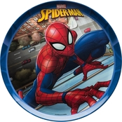 Zak Spider-Man Dinner Plate
