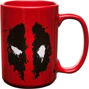 Zak Deadpool Large Ceramic Mug, Marvel Comics