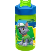 Zak Paw Patrol BPA Free 16 oz. Water Bottle for Kids, Rocky, Rubble & Chase