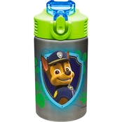 Zak Paw Patrol Stainless Steel Reusable Water Bottle, 15.5 oz.