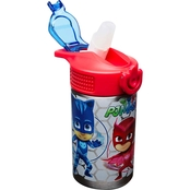 Zak PJ Masks Insulated Stainless Steel 15.5 oz. Kids Water Bottle