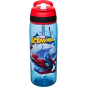 Zak Marvel Comics BPA Free 25 oz. Water Bottle, Spider-Man