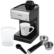 Mr. Coffee Cafe 20 oz. Steam Automatic Espresso and Cappuccino Machine