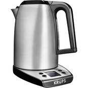Krups Savoy 1.7 Liter Digital Electronic Kettle