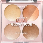 L'Oreal Paris True Match Lumi Glow Nude Highlighter Palette