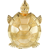 Robert Manse Designs 23K 1/4 Thai Baht Yellow Gold Turtle Charm