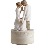 Willow Tree Around You Musical Figurine