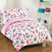 Gizmo Kids Sweet Treats 2 Pc. Twin Comforter Set