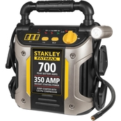 Stanley 350 Amp Instant Jumper with Compressor
