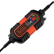 Black & Decker 6V / 12V Battery Charger