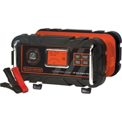 Black & Decker 15 Amp Bench Battery Charger