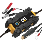 Caterpillar 4 Amp Waterproof Charger